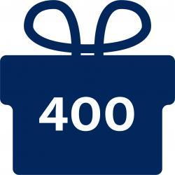 Julegaver 400