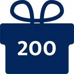 Julegaver 200